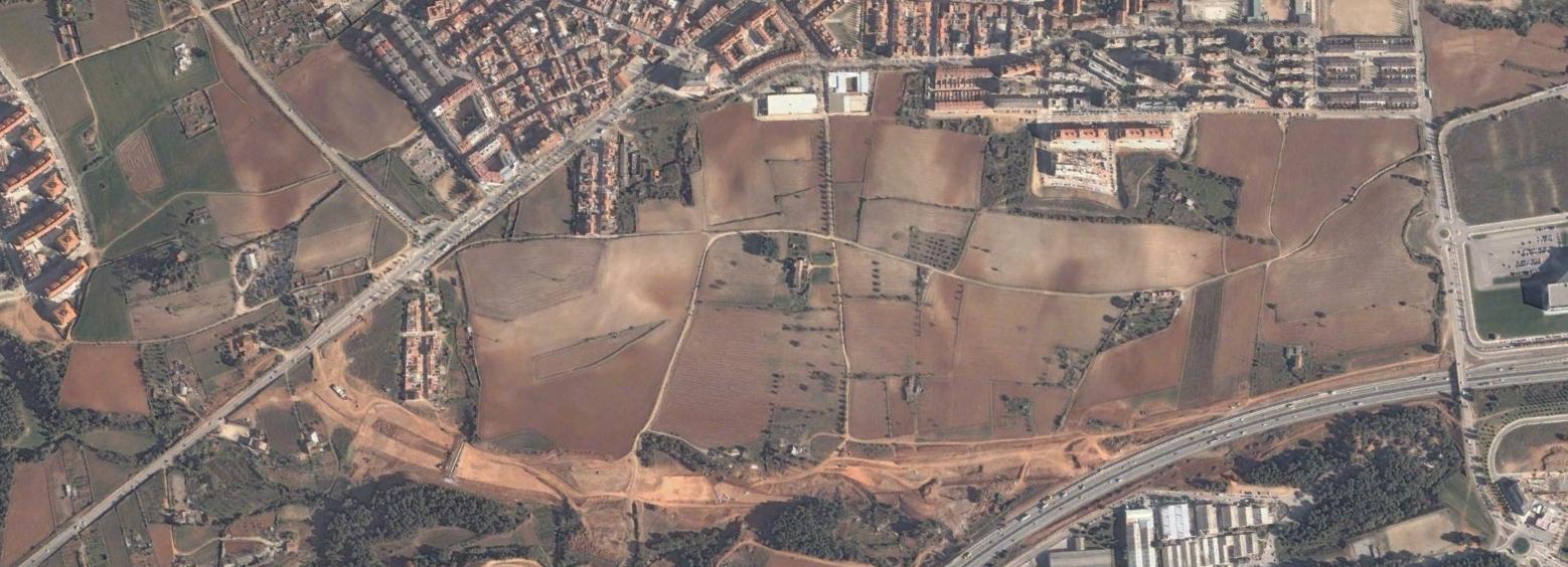 sabdadell, barcelona, parchelona, antes, urbanismo, planeamiento, urbano, desastre, urbanístico, construcción