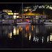 Evening on the Kalamazoo River at Saugatuck by sjb4photos