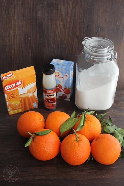 Falso tocinillo de naranja www-cocinandoentreolivos.com (2)