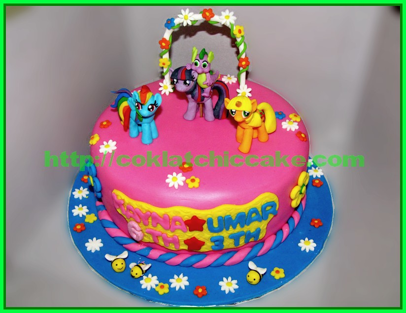 Cake My LItte Pony