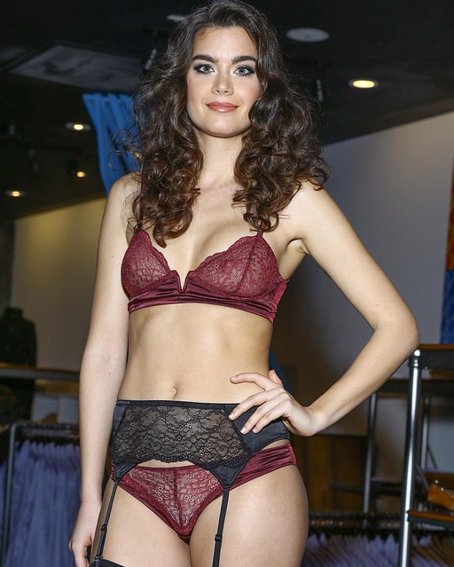 Lingerie fashion show photos 1