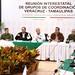 El gobernador Javier Duarte asistió a Reunión de los Grupos de Coordinación Veracruz-Tamaulipas 2