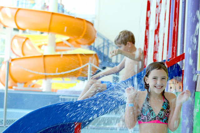 Green Ridge Recreation Center Indoor Water Park