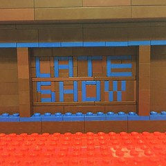 LEGO Late Show With Steven Colbert