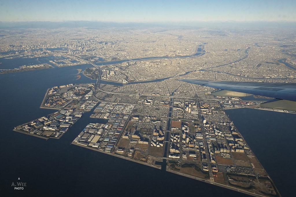 Urayasu and Tokyo Disneyland