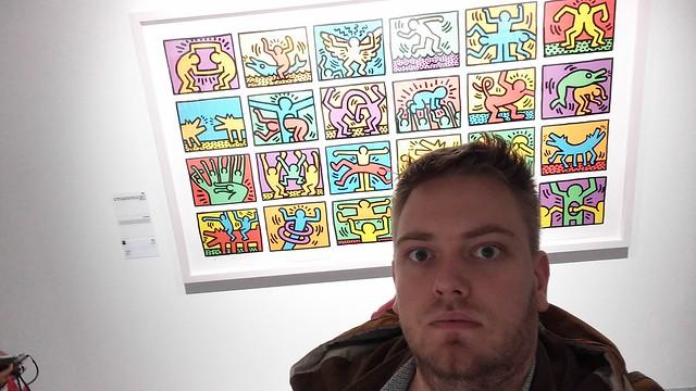 Keith Haring at National Museum of History 國立歷史博物館