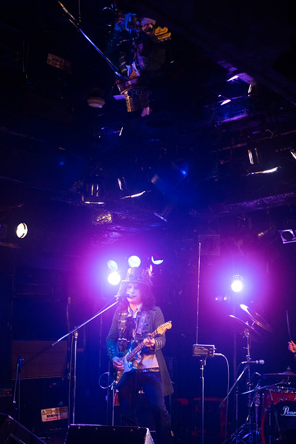 Coal Tar Moon live at 7th Avenue, Yokohama, 24 Feb 2016. -5000007