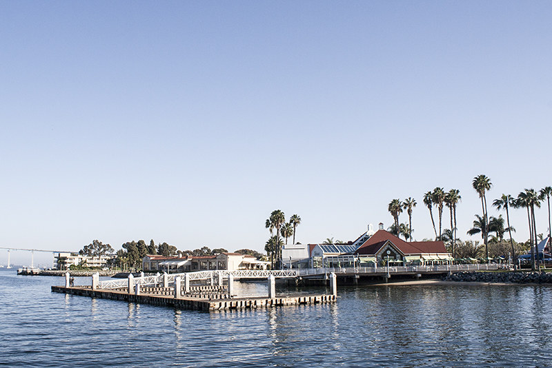 San Diego, Coronado Island