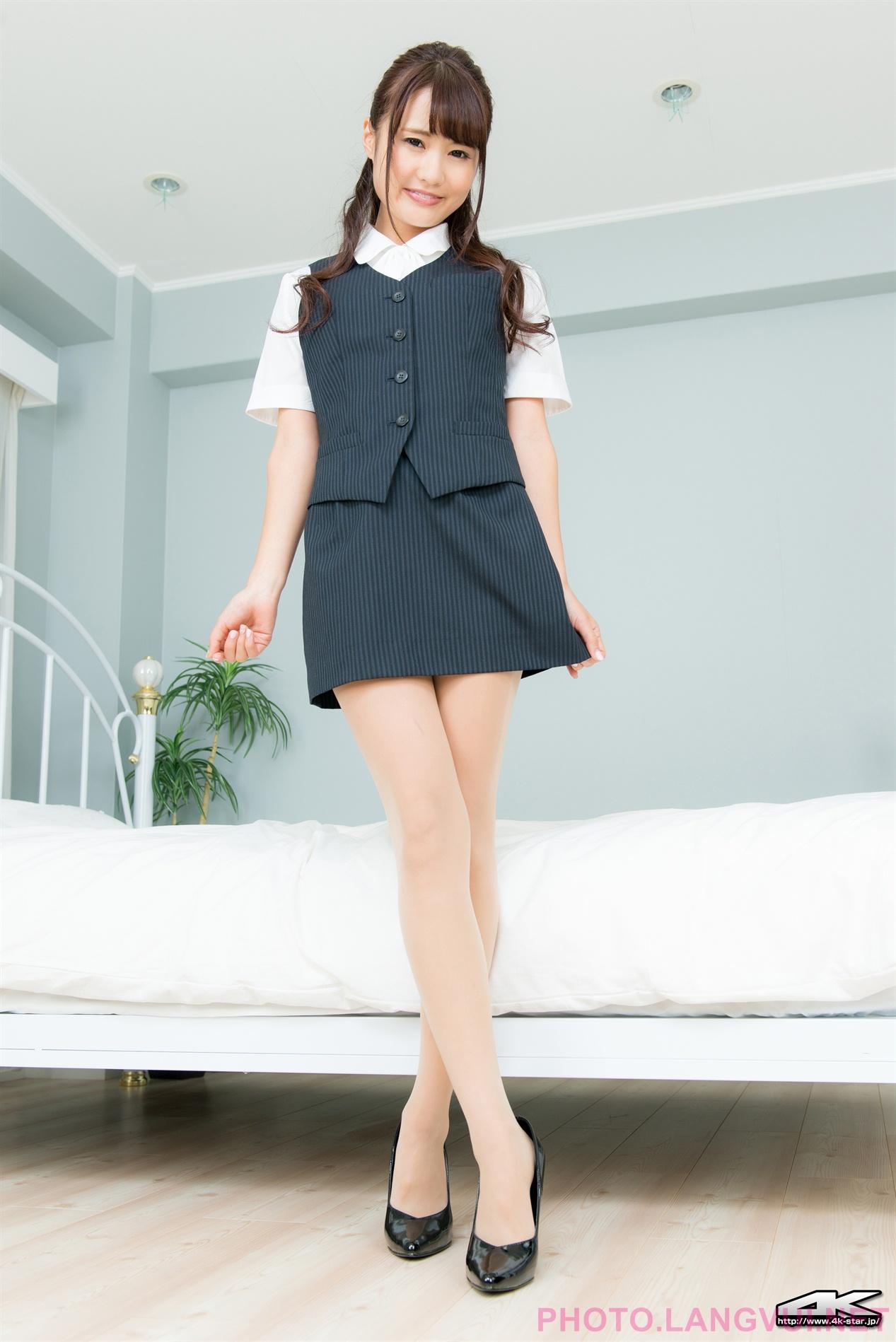 4K STAR No 00510 Kanae Nakamura Office Lady