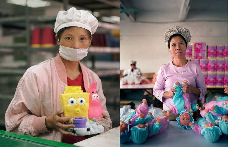 Toy Story︰中國女工與她所製作的玩具3