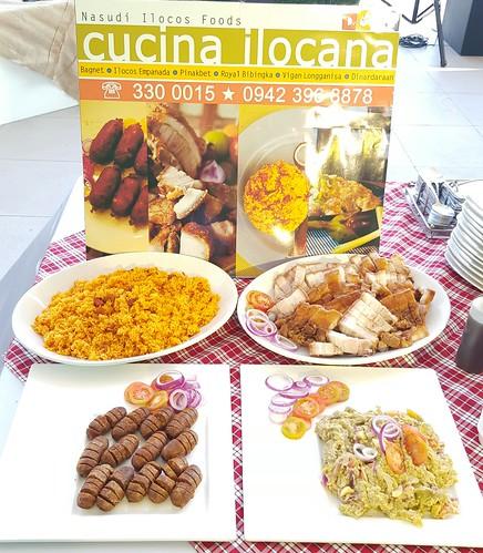 Cucina Ilocana | Davao Gourmet Collective 2016: Food and the City at SM Lanang Premier - DavaoFoodTripS.com