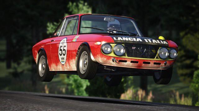 Релиз Lancia Fulvia HF V0.9 на AC