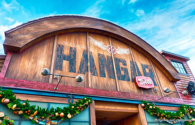 Hangar Bar Disney Springs HDR