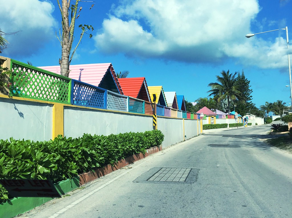 The Nassau Streets