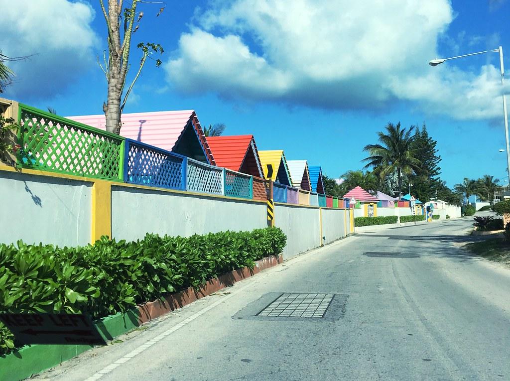 The Nassau Streets