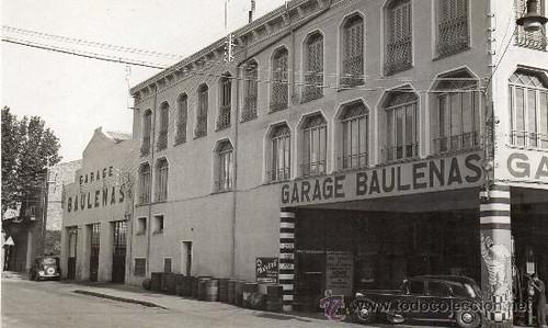 Garatge Baulenas