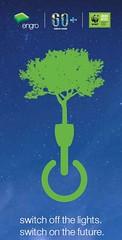 Earth Hour 2016 - Placard