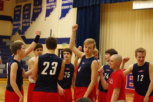 Boys Volleyball JV vs Noblesville