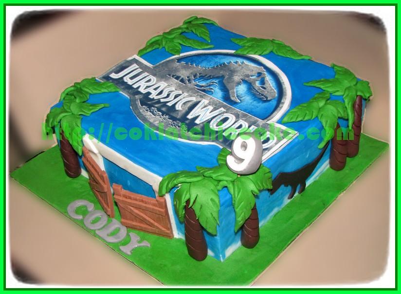 Cake Jurassic World