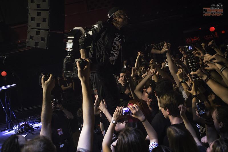 Enter Shikari - Sala Apolo (Barcelona) / 20-03-2016