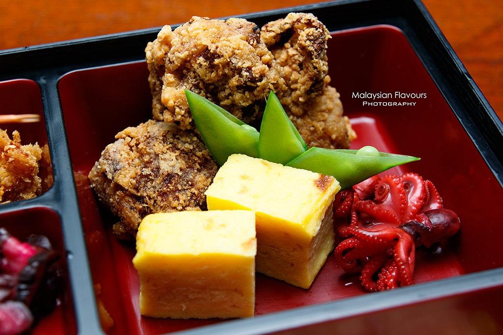 Tonkatsu by Wa Kitchen Pavillion KL hanami box