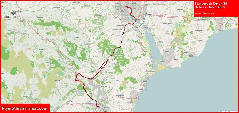 Stagecoach Devon Route-039