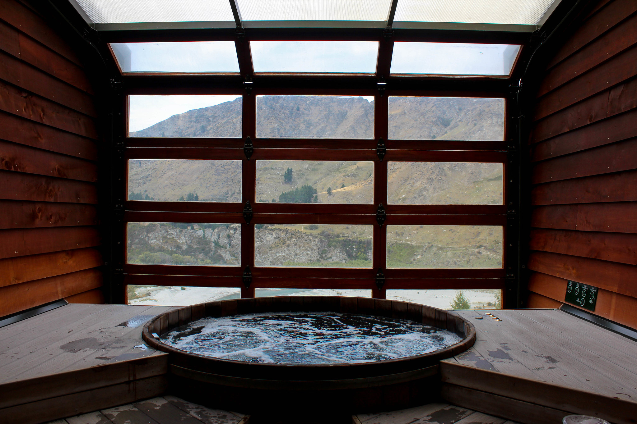 Onsen Hot Pools, Arthurs Point