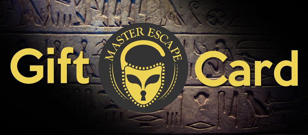 gift card master escape
