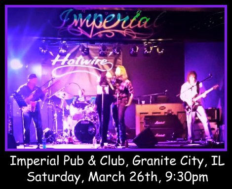 Hotwire at Imperial 3-26-16