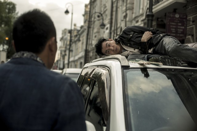The Bodyguard Andy Lau Fight