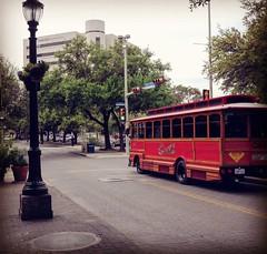 Em San Antonio, EUA, as atrações da cidade estão espalhados. Uma dica é usar o