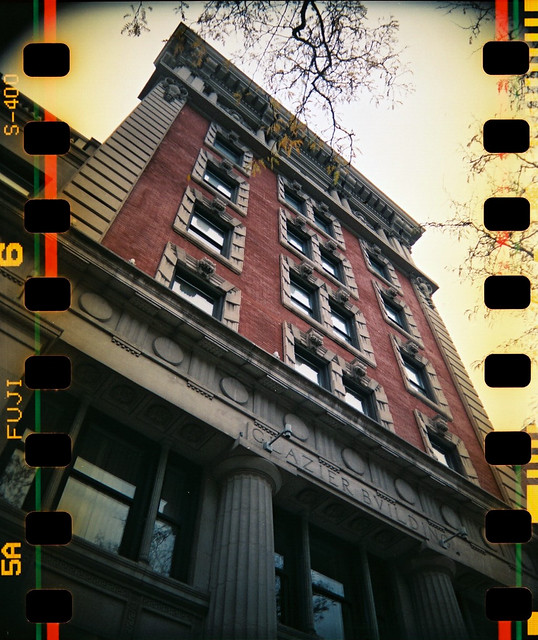 Glazier Building, Ann Arbor MI