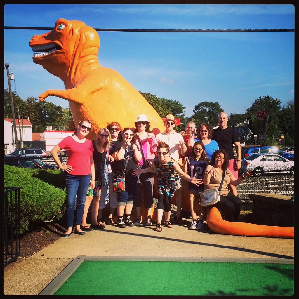 Miniature Golf Route 1 Saugus MA Retro Roadmap Roundup 2015