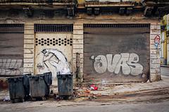 Centro Habana Graffiti: Ovas