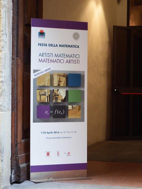 Arte e matematica, Florence