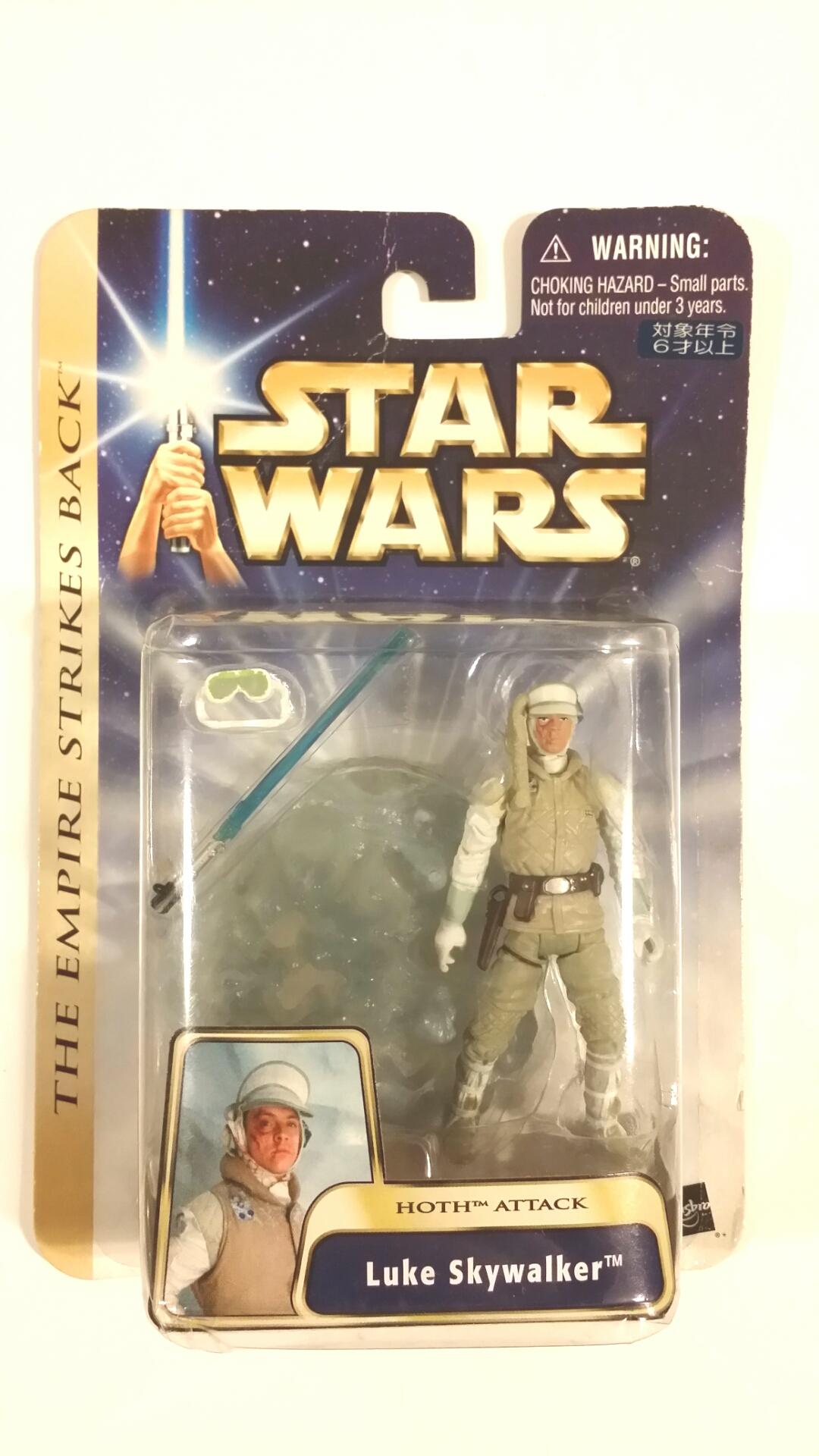 Hoth Luke Skywalker (The Empire Strikes Back) - 2003