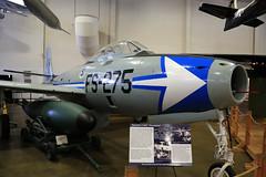 Republic F-84 G Thunderjet s-n 52-3242