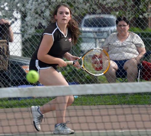 Tennis - Danica Gary 2 - 04282016
