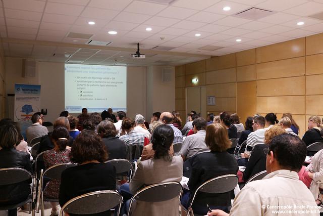 """19/06/2015 : """"Oncogériatrie : de la recherche à la pratique"""""""