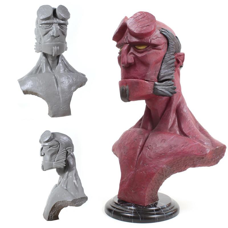 Hellboy Bust 3