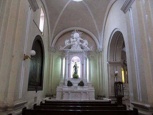 Léon: la Vierge Marie