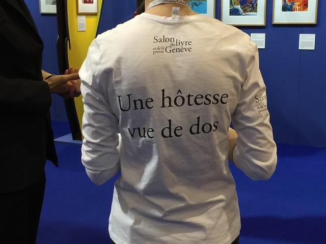 Salon du livre Genève 2016