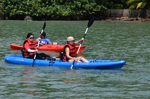 Round Ketam Kayaking Expedition with Adventures by Asian Detours
