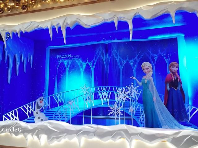 海港城 TST HONGKONG DISNEYLAND 尖沙咀 2015 CIRCLEG 聖誕裝飾 (6)
