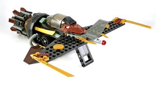 LEGO Ninjago 70747 Boulder Blaster 12