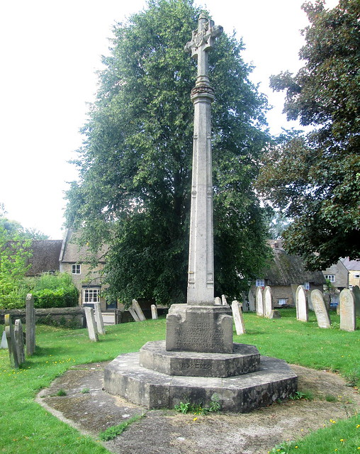 Geddington War Memorial