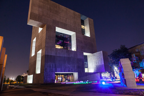 Edificio Centro de Innovación UC Anacleto Angelini