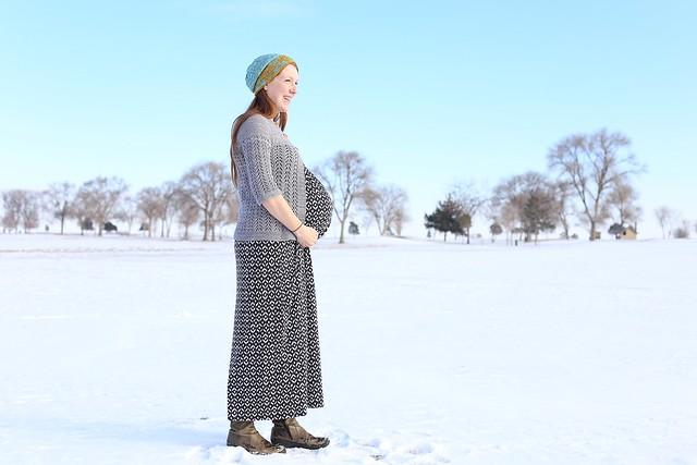 Feb. Lady Sweater