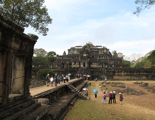 Angkor: le Baphuon