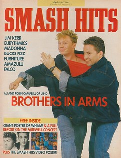 Smash Hits, July 02, 1986